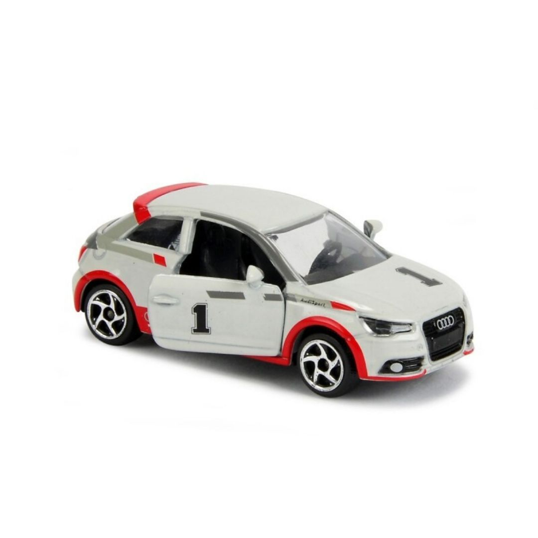 Racing Cars Audi A1 by Majorette -Majorette - India - www.superherotoystore.com