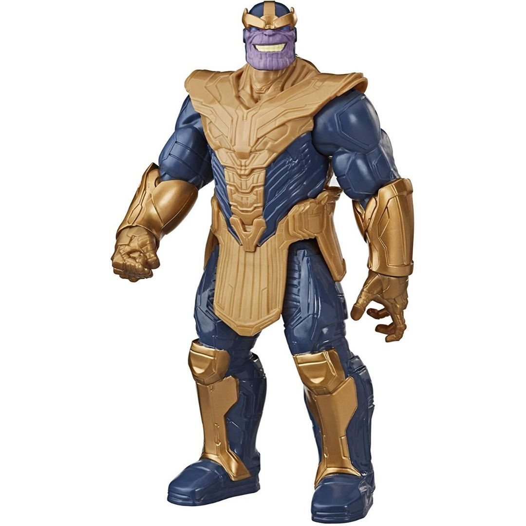Marvel Avengers Thanos Titan Hero Series Figure by Hasbro -Hasbro - India - www.superherotoystore.com