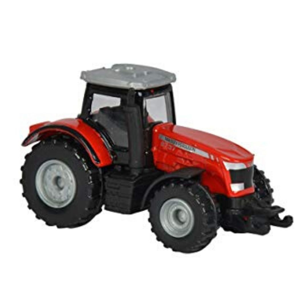 Farm Equipment Nassey Ferguson 8737 Die-Cast Tractor by Majorette -Majorette - India - www.superherotoystore.com