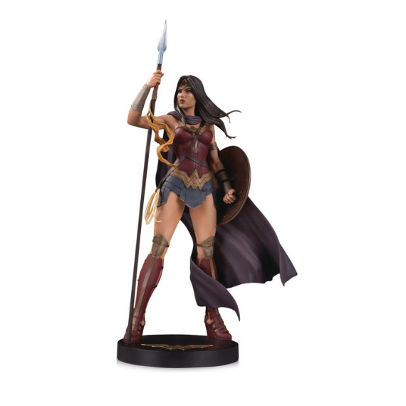 Designer Series Jenny Frison Wonder Woman Statue by DC Collectibles