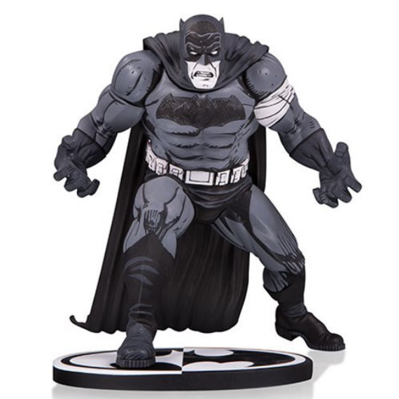 Batman Black & White Klaus Janson Batman Statue by DC Collectibles