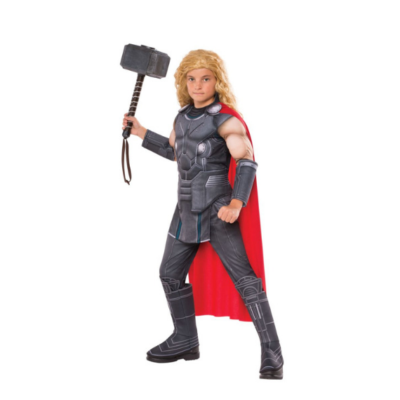 Thor kids Costume by Rubies Costume Co.