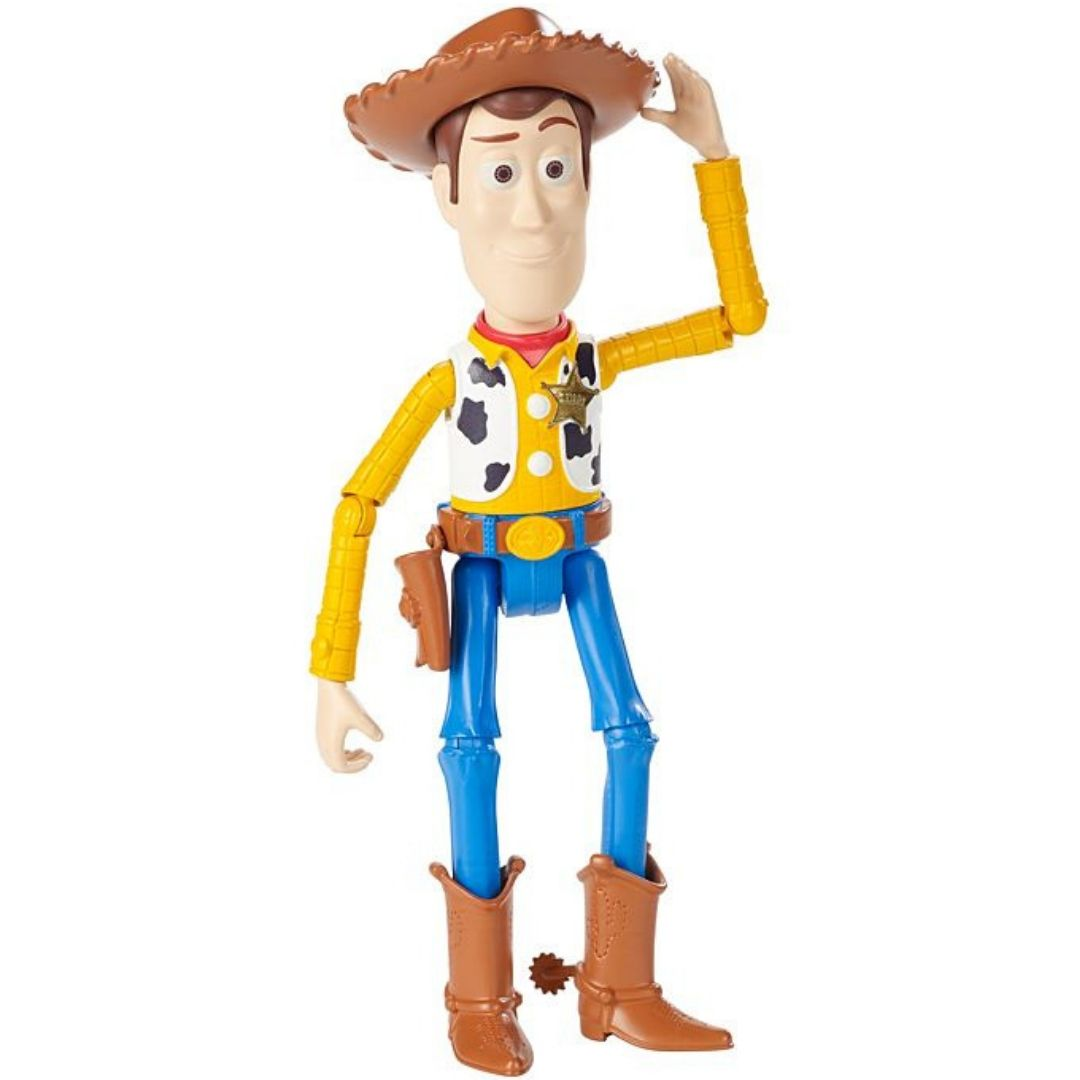 Toy Story Woody Action Figure by Mattel -Mattel - India - www.superherotoystore.com