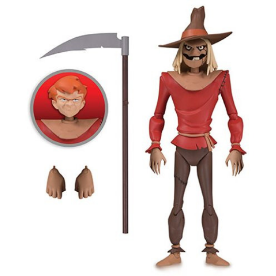 Batman: Animated Series Scarecrow Action Figure by DC Collectibles