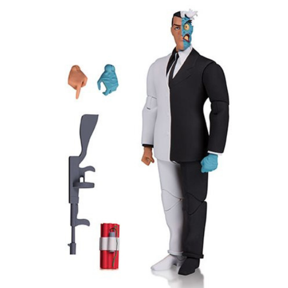 Batman Animated Series Two Face Action Figure by DC Collectibles