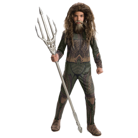 Kids Aquaman Costume by Rubies Costume co.