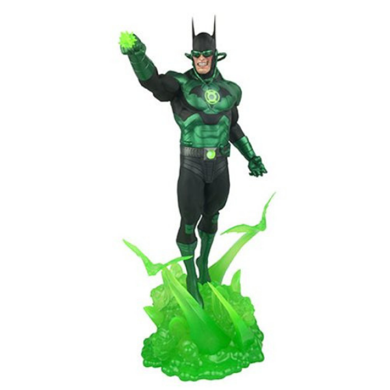 DC Gallery Metal Dawnbreaker PVC Statue by Diamond Select Toys