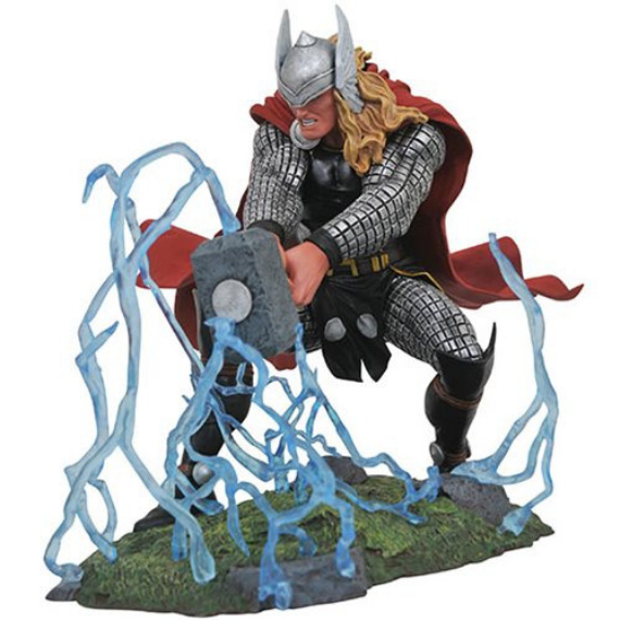 Marvel Gallery Thor Comic Statue by Diamond Select Toys -Diamond Select toys - India - www.superherotoystore.com