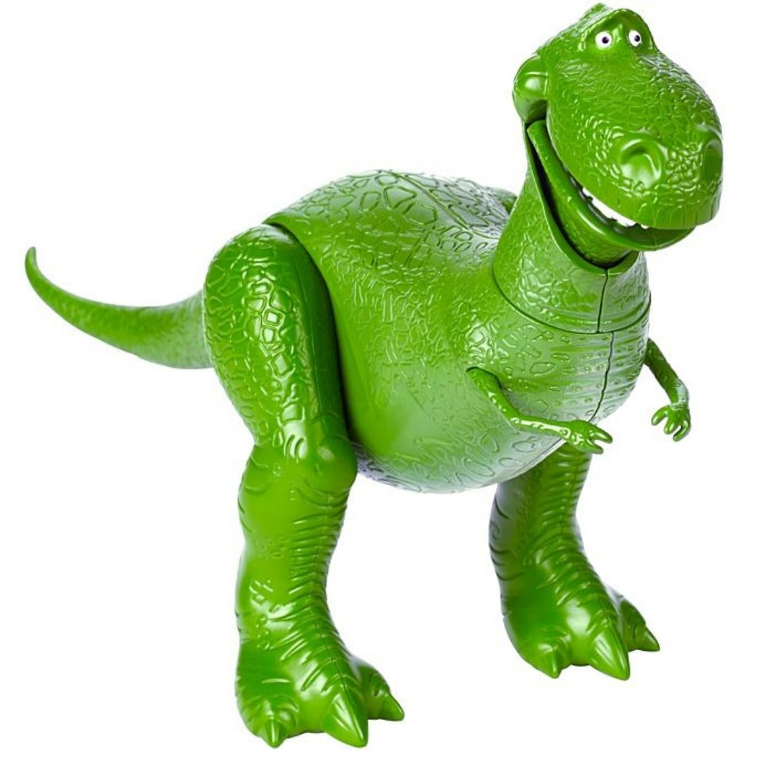 Toy Story Rex Action Figure by Mattel