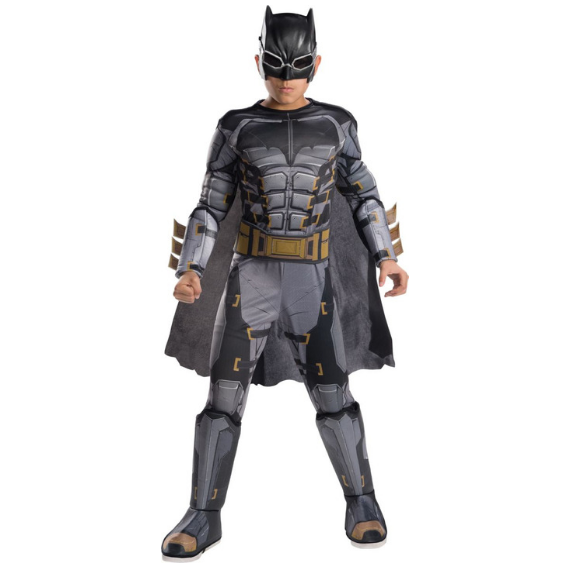 Kids Justice League Tactical Batman Costume by Rubies Costume Co.