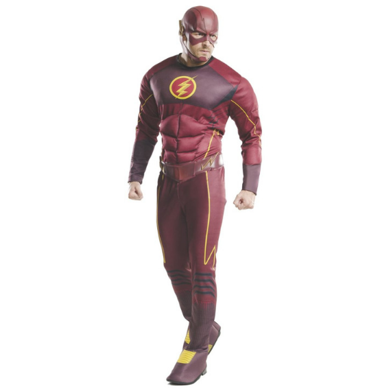 Adult Flash Costume by Rubies Costume Co.
