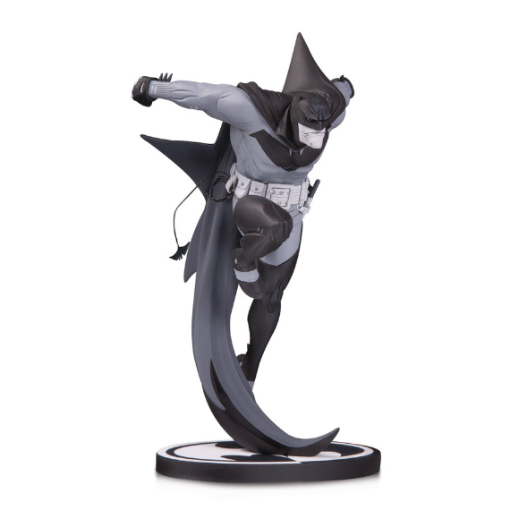 Batman Black & White The White Knight Batman Statue by DC Collectibles
