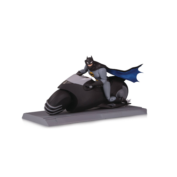 Batman Animated Series Batman and Batcycle Figure Set by DC Collectibles -DC Collectibles - India - www.superherotoystore.com