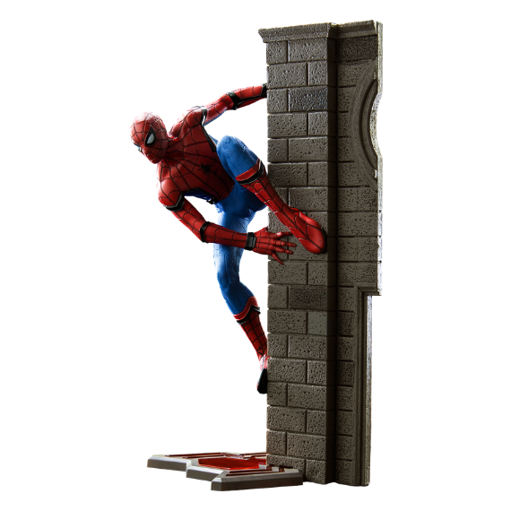Spider-Man Homecoming PVC Statue - SpiderMan by Diamond Select Toys