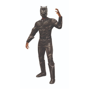 Adult Black Panther Costume by Rubies Costume Co.