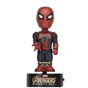Avengers Infinity War Iron Spider Body Knocker by Neca