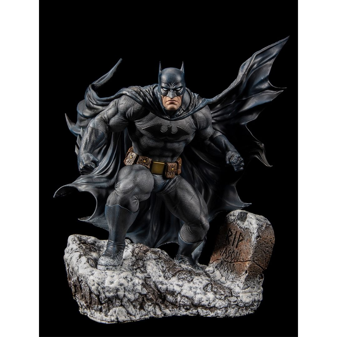 80th Anniversary Batman Hush 1:6th Scale Statue by XM Studios -XM Studios - India - www.superherotoystore.com