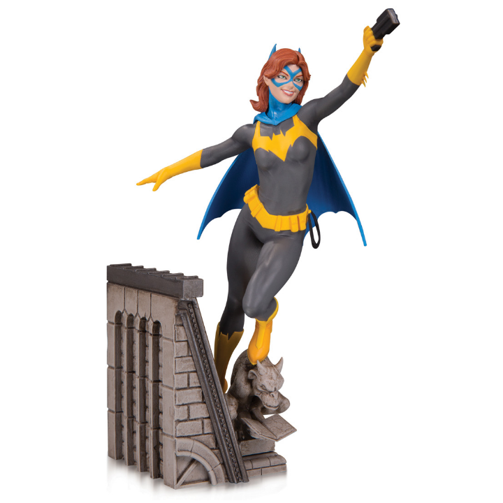 Bat Family Batgirl Multi Part Statue by DC Collectibles