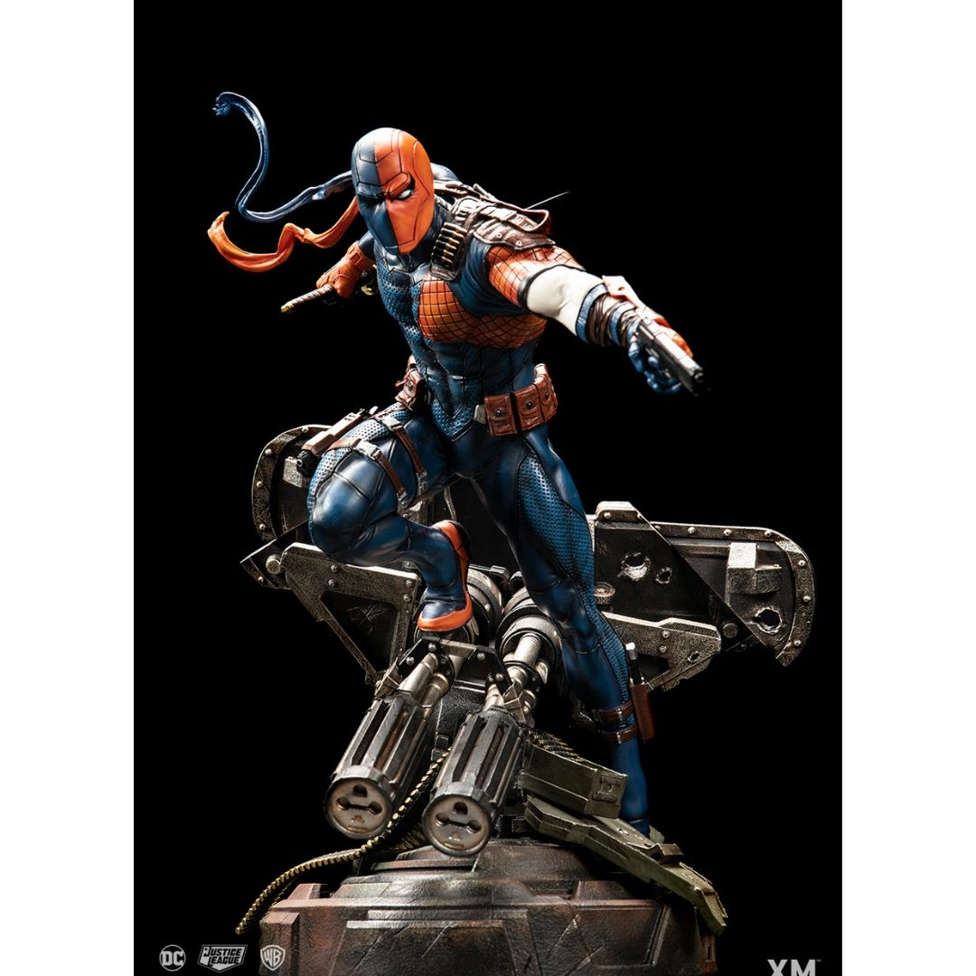 DC Rebirth: Deathstroke 1:6th Scale Statue by XM Studios