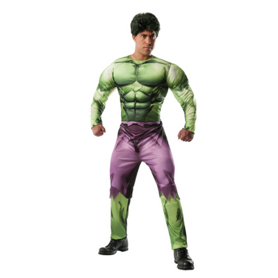 Adult Hulk Costume by Rubies Costume Co.