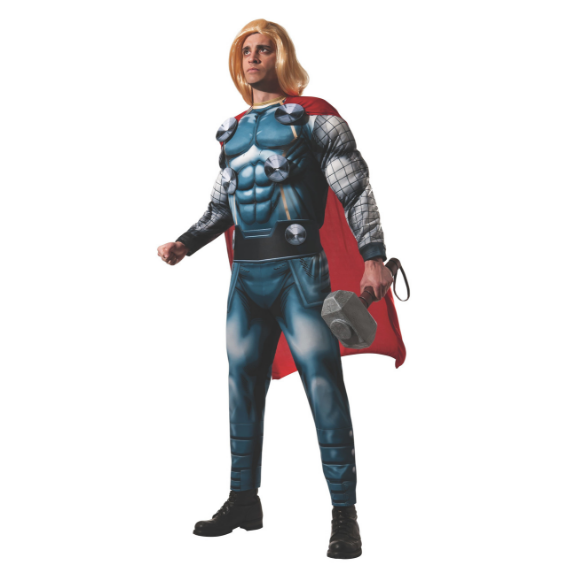 Adult Thor Costume by Rubies Costume Co.