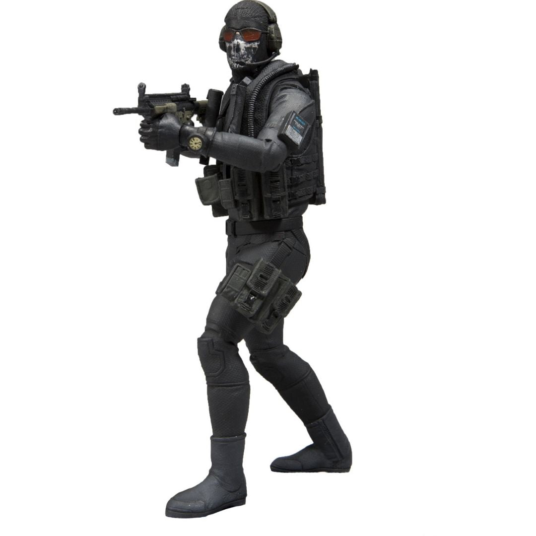 Call of Duty: Ghost Action Figure by McFarlane Toys -McFarlane Toys - India - www.superherotoystore.com