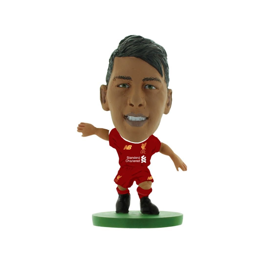 Firmino - Liverpool - Home Kit (2020 Version) Figure by Soccer Starz -Soccer Starz - India - www.superherotoystore.com