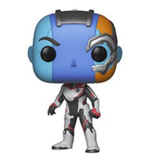 Avengers Endgame Nebula (Team Suit) Vinyl Bobble-Head by Funko