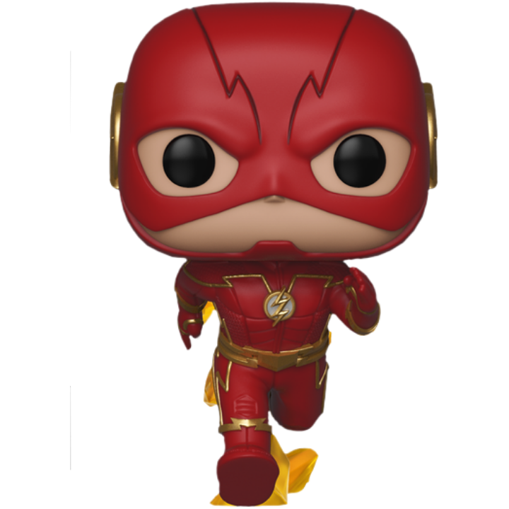 The Running Flash Pop! Vinyl Figure by Funko