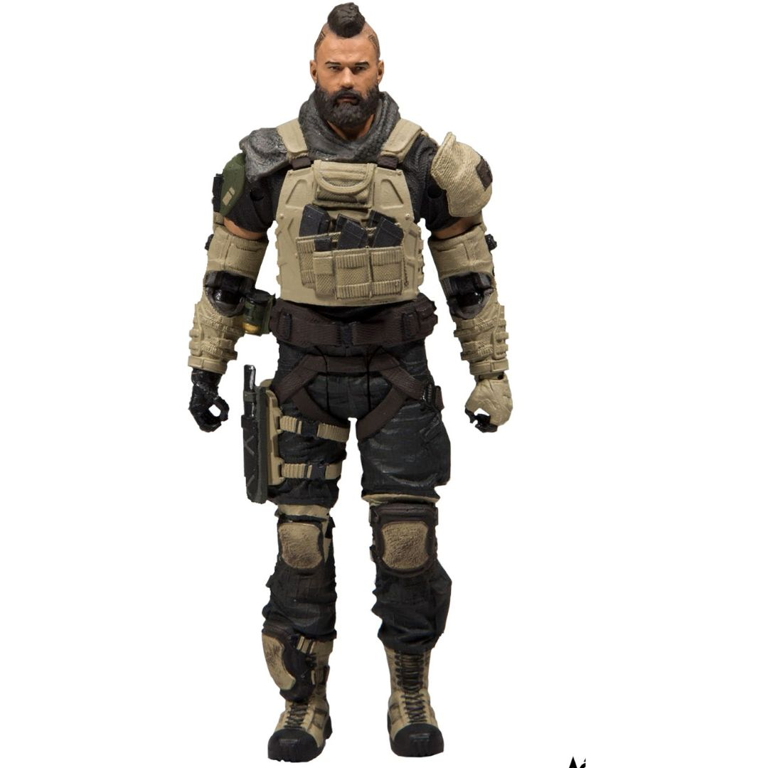 Call of Duty: Ruin Action Figure by McFarlane Toys -McFarlane Toys - India - www.superherotoystore.com