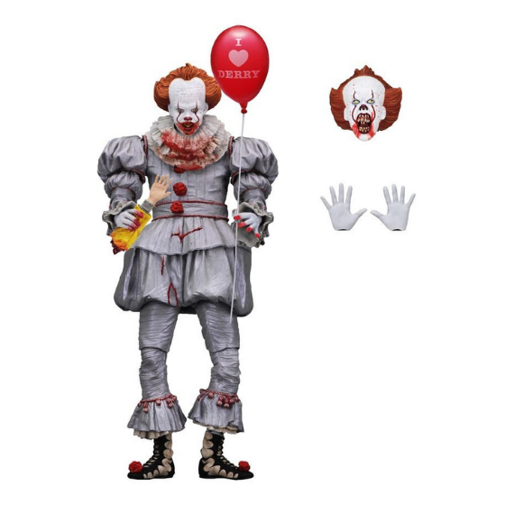 IT Ultimate Pennywise 7-Inch Action Figure by Neca