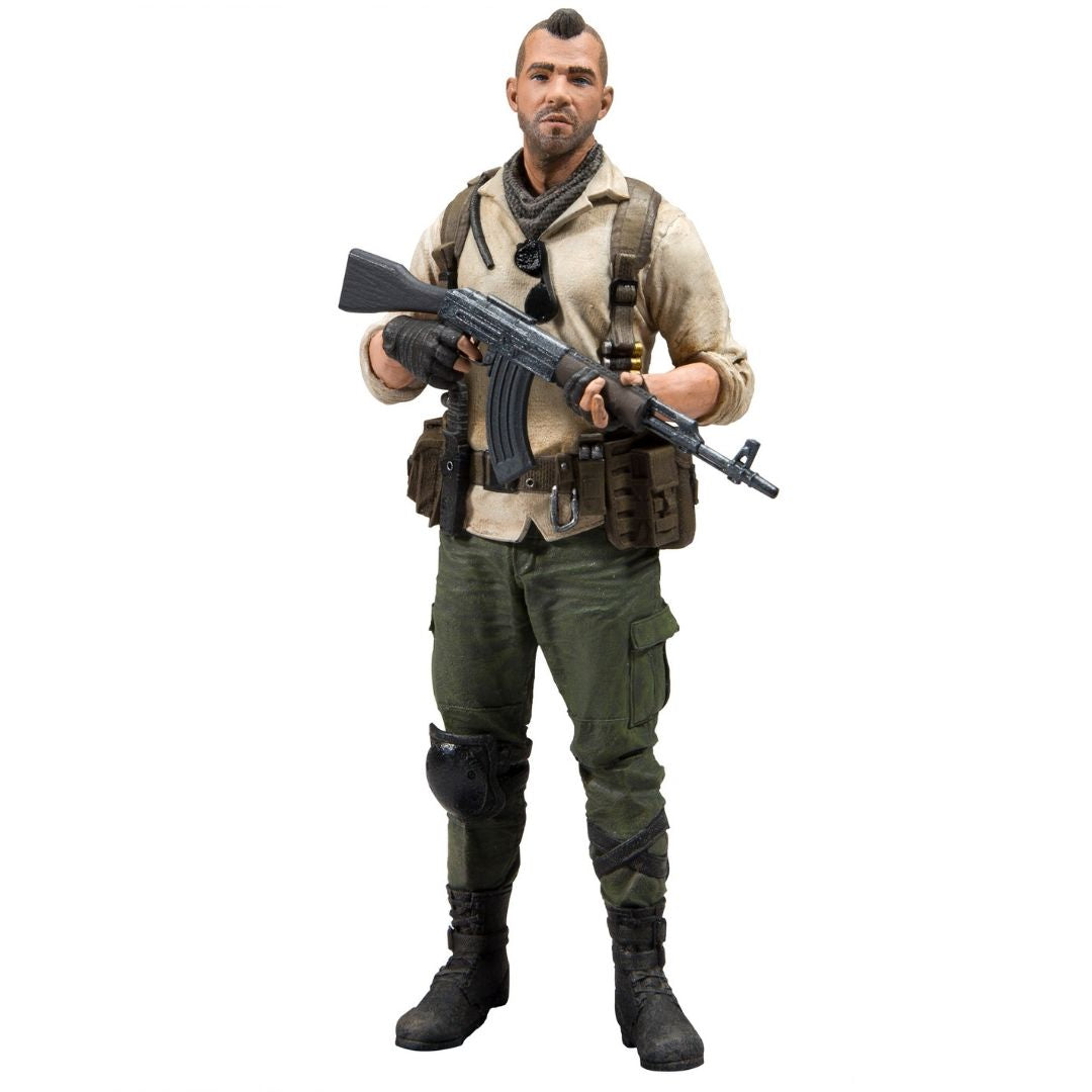 Call of Duty: Soap Action Figure by McFarlane Toys -McFarlane Toys - India - www.superherotoystore.com