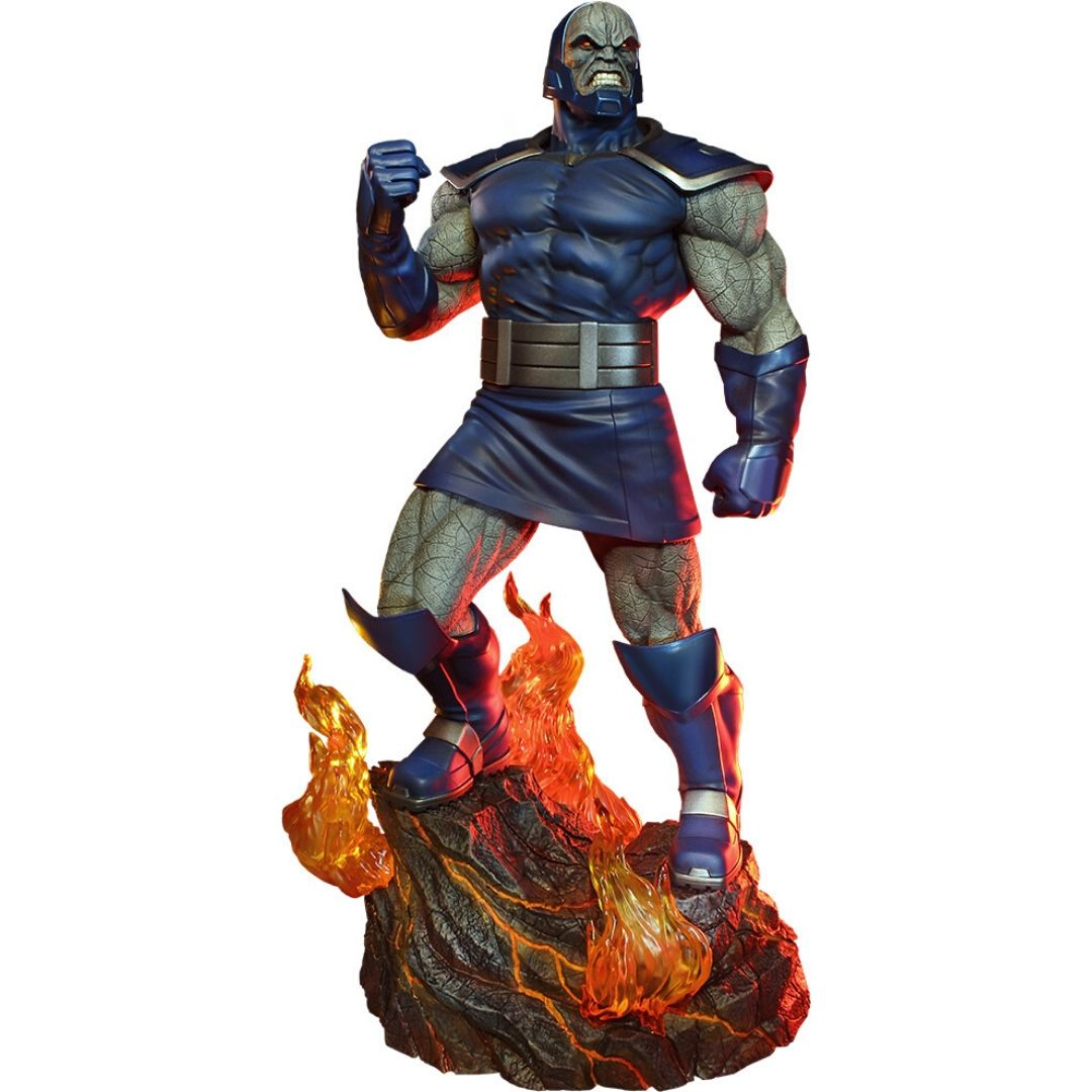Super Powers Collection Darkseid Maquette by Tweeterhead -Sideshow Collectibles - India - www.superherotoystore.com