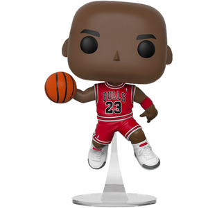 NBA Michael Jordan Pop Vinyl Figure by Funko