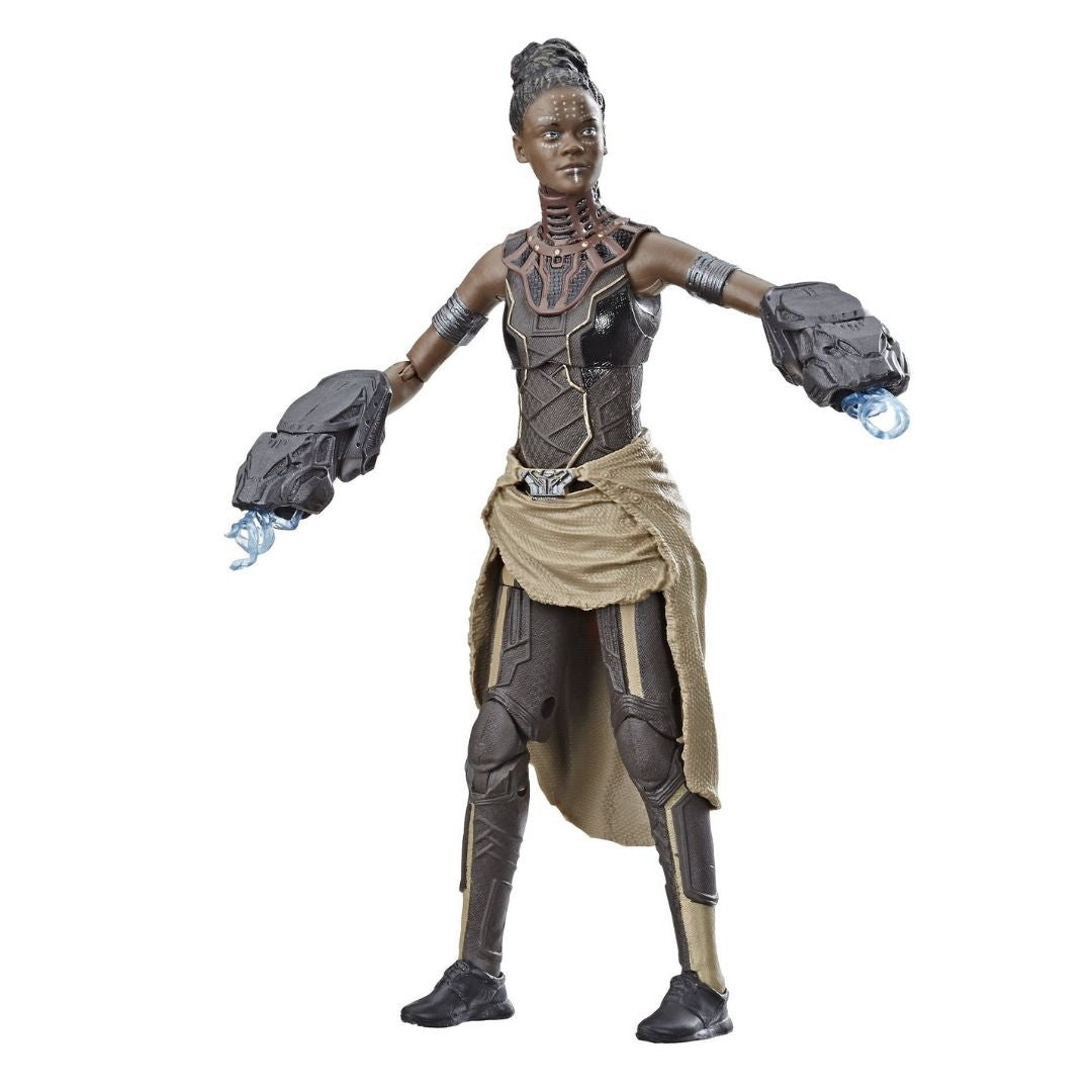 Black Panther Shuri Marvel Legends Figure by Hasbro -Hasbro - India - www.superherotoystore.com