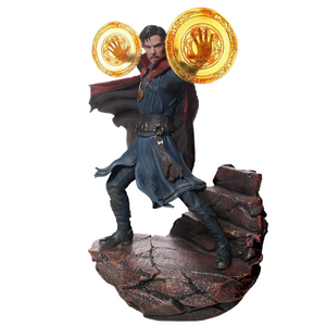 Avengers Infinity War Doctor Strange 1:10th Art Scale Statue by Iron Studios