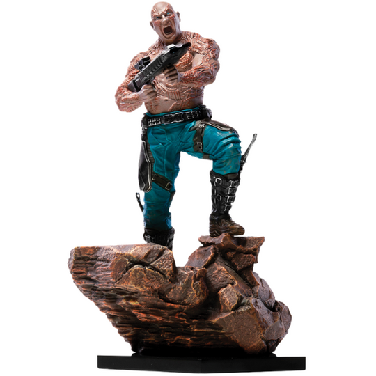 Avengers Infinity War Drax Art Scale 1:10 Statue by Iron Studios
