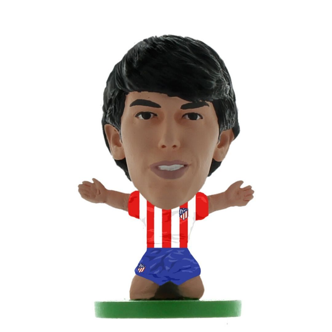 Joao Felix - Atletico Madrid - Home Kit Figure by Soccer Starz -Soccer Starz - India - www.superherotoystore.com