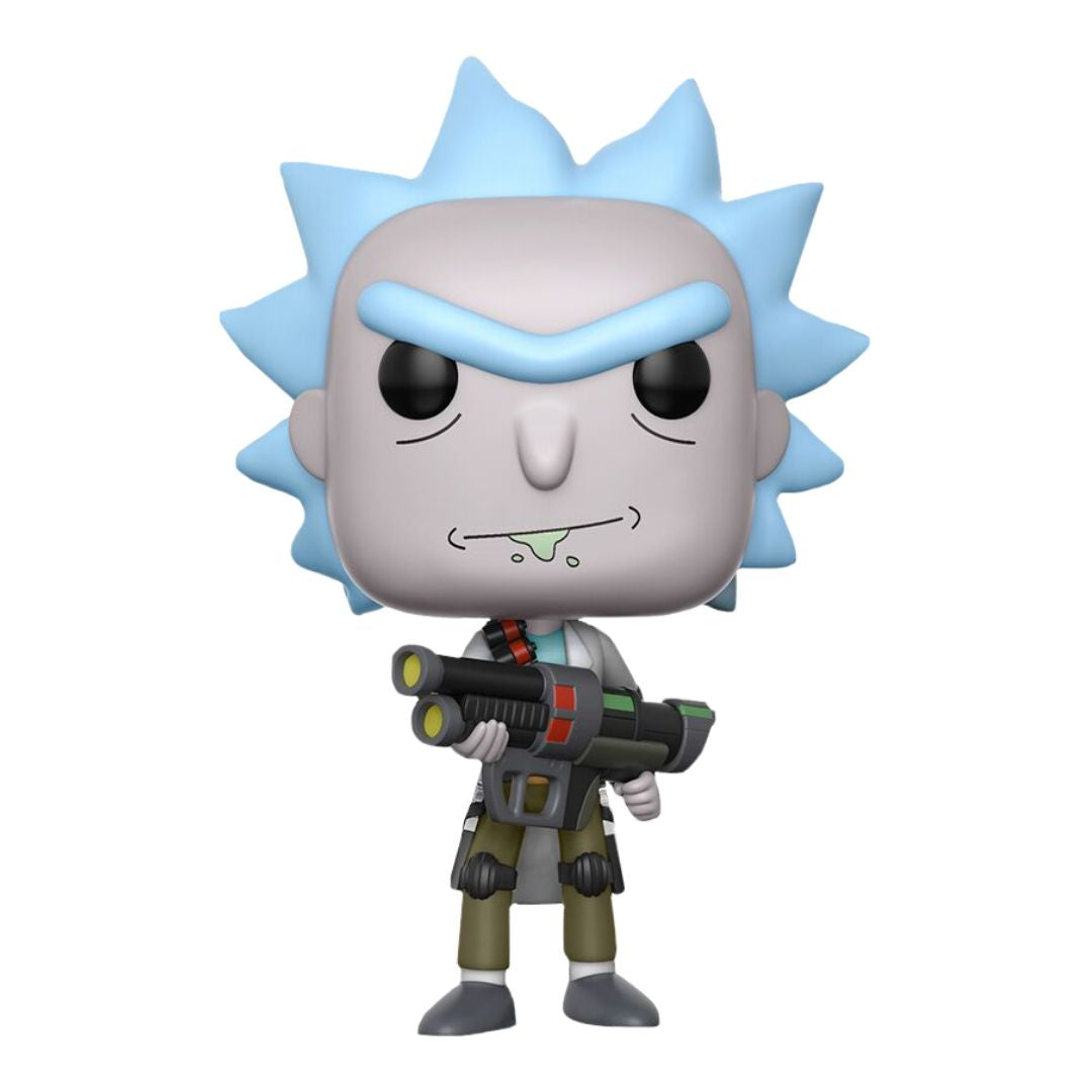 Rick & Morty Weaponized Rick Pop! Vinyl Figure by Funko