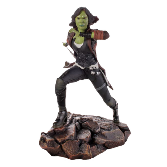Avengers Infinity War Gamora 1:10th Art Scale Statue by Iron Studios
