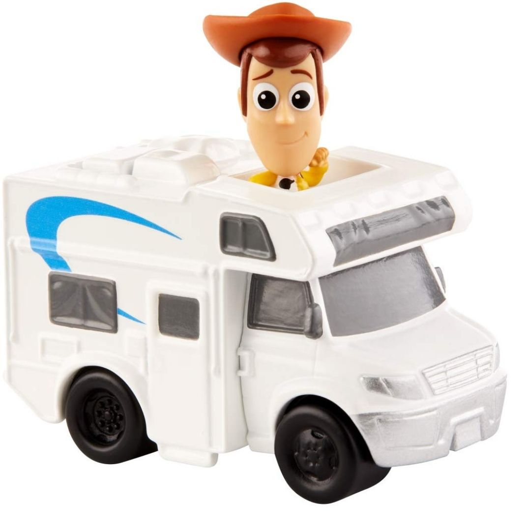 Toy Story Woody & RV Mini Action Figure by Mattel