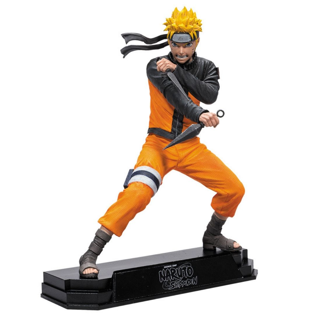Naruto Action Figure by McFarlane Toys