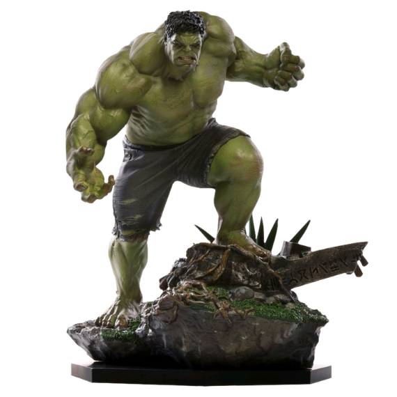 Avengers Infinity War Hulk 1:10th Art Scale Statue by Iron Studios