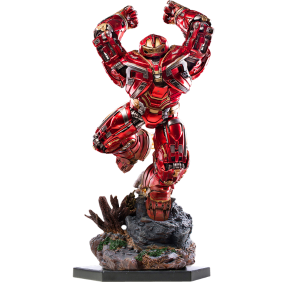 Avengers Infinity War Hulkbuster 1:10th Art Scale Statue by Iron Studios