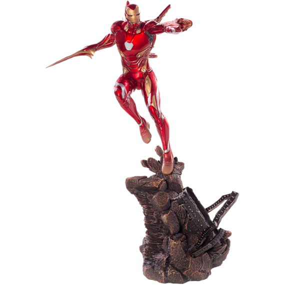 Avengers Infinity War Iron Man Mk L 1:10th Art Scale Statue by Iron Studios