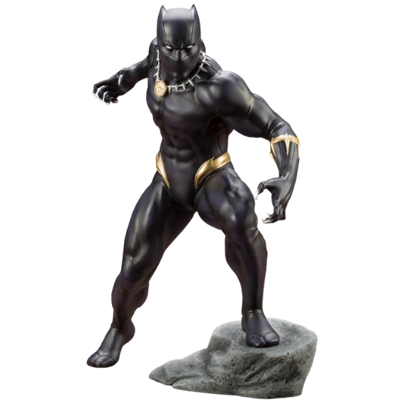 Black Panther Avengers Series ArtFx+ Statue