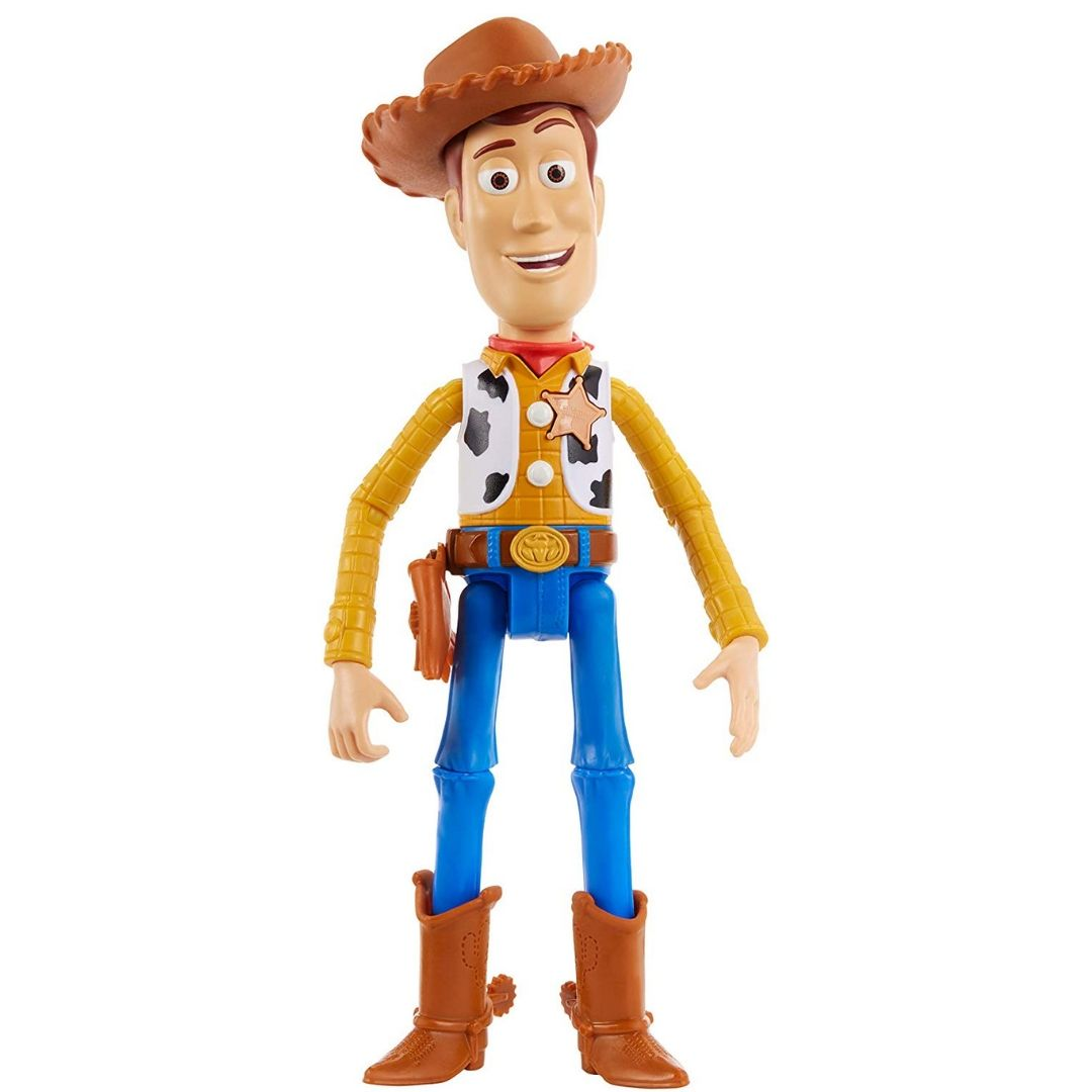Toy Story True Talkers Woody Figure by Mattel