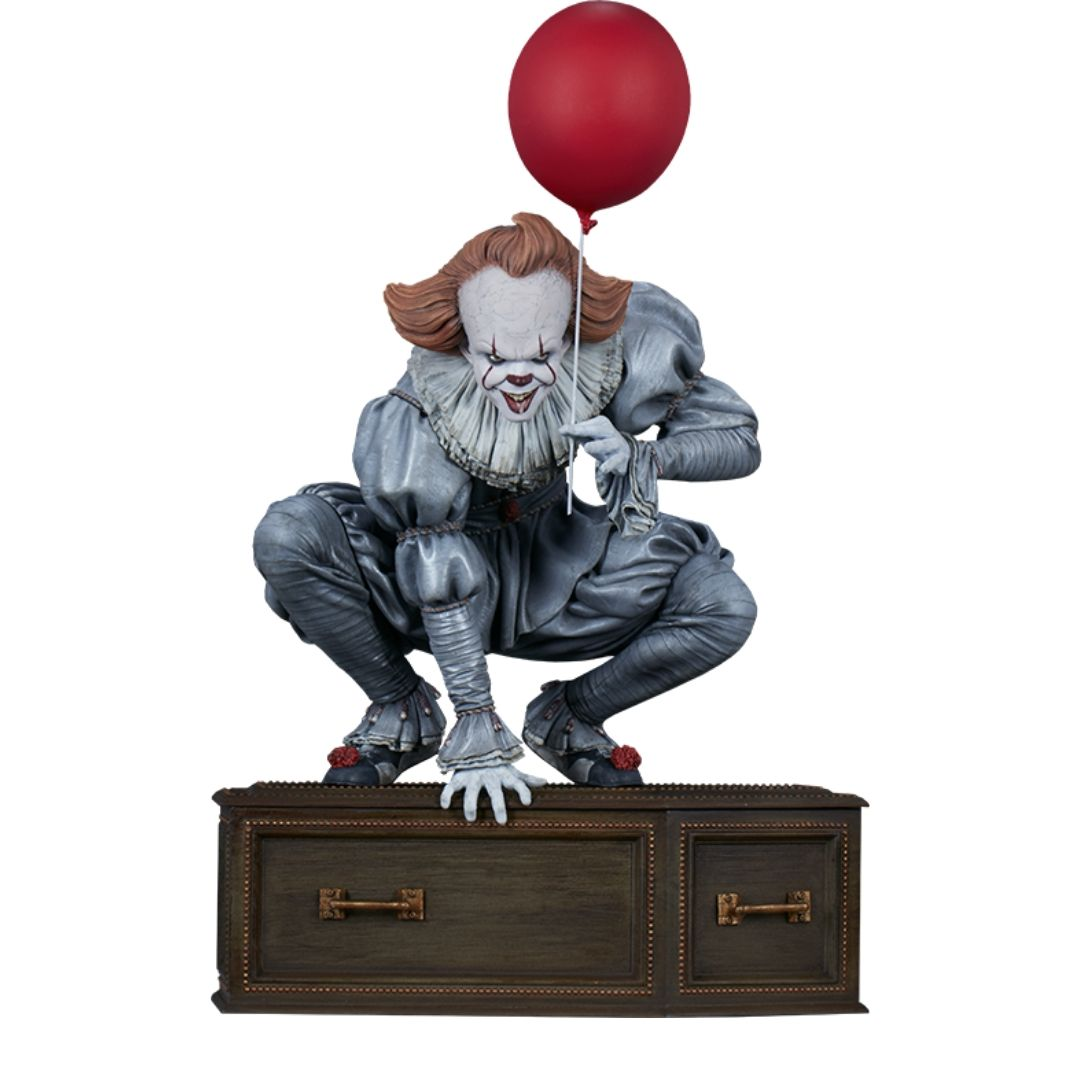 IT 2017: Pennywise Maquette by Tweeterhead