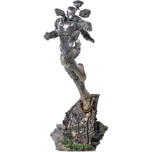 Avengers Infinity War War Machine 1:10th Art Scale Statue by Iron Studios