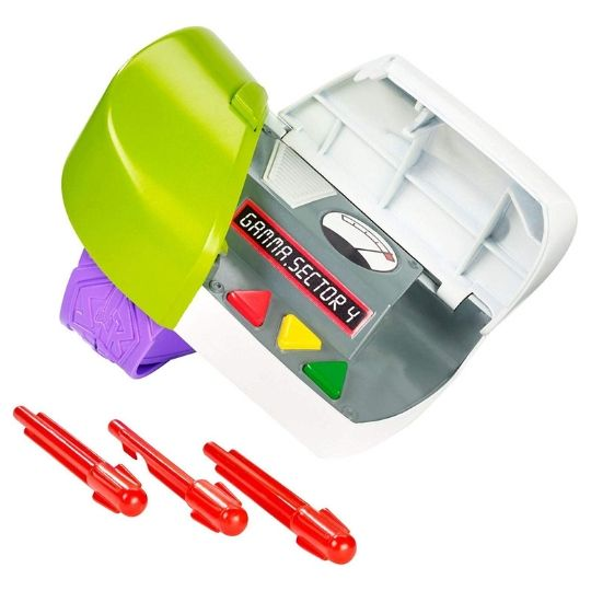 Toy Story Buzz Lightyear Wrist Communicator by Mattel -Mattel - India - www.superherotoystore.com